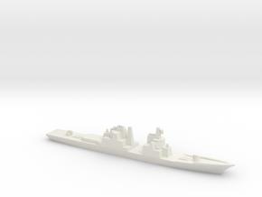 Cruiser Baseline w/ MCLWG, 1/2400 in White Natural Versatile Plastic