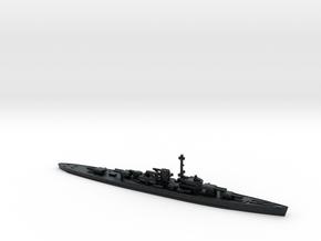 Goeben 1/2400 (Zenker's Cruiser Killer) in Black Hi-Def Acrylate