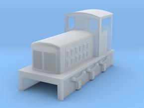 TTn3 Fowler Diesel 6w version in Frosted Ultra Detail
