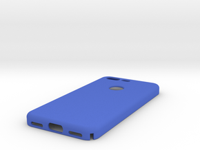 Google Pixel Case in Blue Processed Versatile Plastic