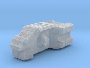 "Turanic Raider ""Thief"" Corvette in Smooth Fine Detail Plastic"