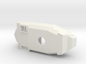 1/35 Odessa Tank (NI) Hull Type I-E in White Natural Versatile Plastic
