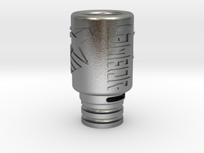 Hayden Driptip for Innokin iSub Apex in Natural Silver