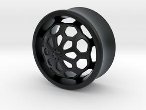 VORTEX1-21mm in Black Hi-Def Acrylate