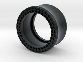 VORTEX11-18mm in Black Hi-Def Acrylate