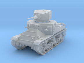 PV37C M2A1 Medium Tank (1/72) in Smooth Fine Detail Plastic