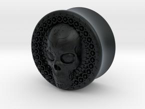 VORTEX12-20mm in Black Hi-Def Acrylate