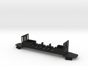 Fahrgestell Hamburg V2B in Black Strong & Flexible