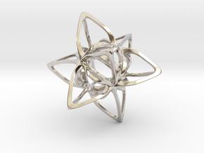 Merkaba Curvacious P in Platinum