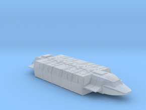 Large Shuttle (V, The Visitors), 1/270 in Smooth Fine Detail Plastic