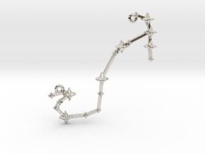 The Constellation Collection - Scorpio in Platinum