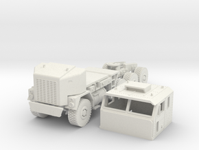 M1070 1:72 scale in White Natural Versatile Plastic