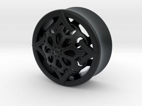 VORTEX6-23mm in Black Hi-Def Acrylate