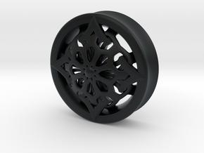 VORTEX6-37mm in Black Hi-Def Acrylate