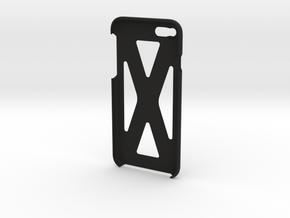 iPhone 7 HiLO X Case in Black Natural Versatile Plastic