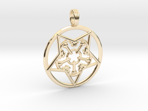 WITCHES BREW in 14K Yellow Gold