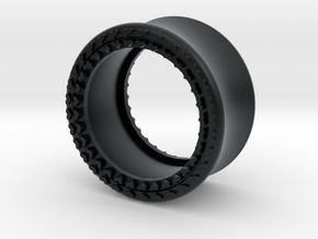VORTEX8-19mm in Black Hi-Def Acrylate