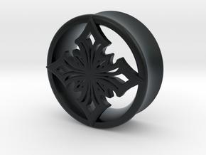 VORTEX5 - 25mm in Black Hi-Def Acrylate