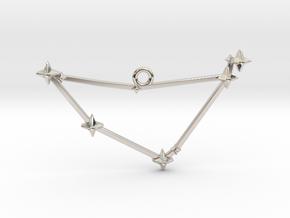 The Constellation Collection - Capricorn in Platinum