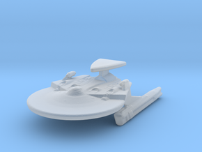 USS Antares NCC-9844 1/7000 in Smooth Fine Detail Plastic