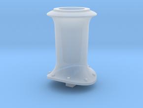HO Eureka Models D50 Funnel in Smooth Fine Detail Plastic