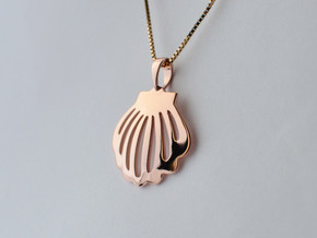 Seaborn - Pendant in 14k Rose Gold Plated