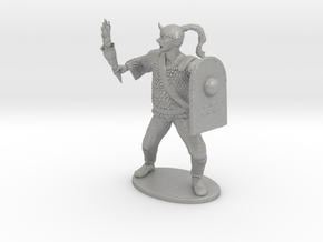 Goblin Miniature (MM Cover) in Raw Aluminum: 1:60.96