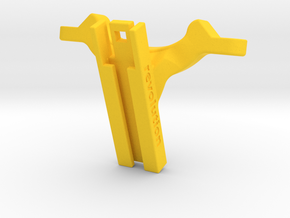 Specialized SWAT / Cycliq Fly6 Adapter in Yellow Processed Versatile Plastic