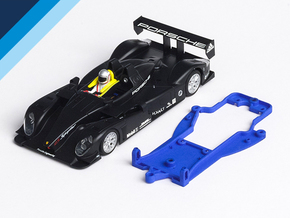 1/32 Avant Slot LMP Chassis for Slot.it pod in Blue Strong & Flexible Polished