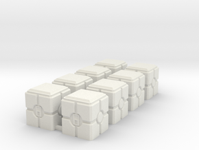Star Wars: Imperial Assault Crate Style 2 in White Natural Versatile Plastic