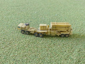 US MIM 104 Patriot PAC-3 traveling 1/160 in Smooth Fine Detail Plastic