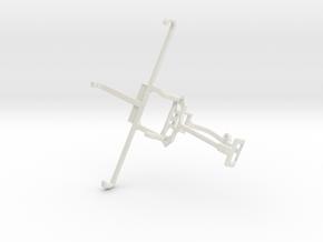 Controller mount for Xbox One & Allview Viper L in White Natural Versatile Plastic