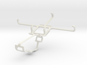 Controller mount for Xbox One & HTC One M9+ Suprem in White Natural Versatile Plastic