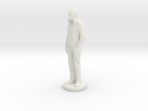 Printle C Homme 242 - 1/24 in White Strong & Flexible