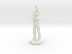 Printle C Homme 253 - 1/24 in White Natural Versatile Plastic