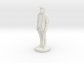 Printle C Homme 256 - 1/24 in White Strong & Flexible