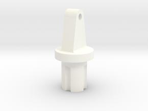 Wessex UC Leg Bottom in White Processed Versatile Plastic
