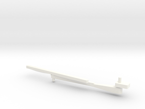 PN Wessex Wiper Left in White Processed Versatile Plastic