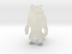Werewolf in Transparent Acrylic