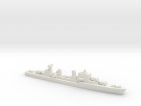 20 DE JULIO destroyers (1958), 1/2400 in White Natural Versatile Plastic