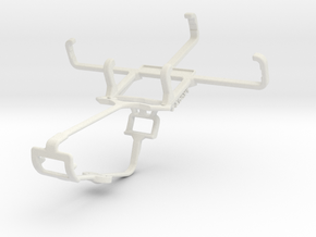 Controller mount for Xbox One & Maxwest Android 32 in White Natural Versatile Plastic
