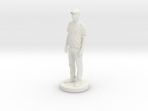 Printle C Homme 071 - 1/24 in White Strong & Flexible