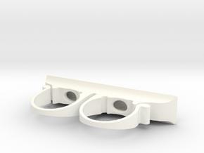 Doctor Strange Sling Ring Kamar-Taj version in White Processed Versatile Plastic