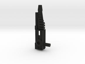 Nightbeat Gun Passenger Side in Black Natural Versatile Plastic