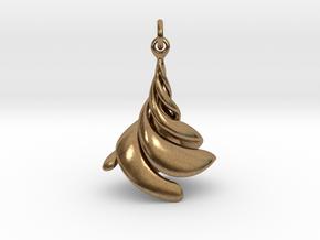 Limbe in Natural Brass (Interlocking Parts)