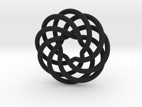 Endless Loop in Black Strong & Flexible