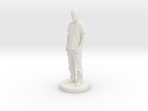 Printle C Homme 140 - 1/24 in White Strong & Flexible