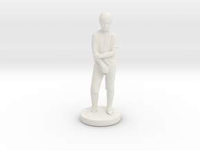 Printle C Kid 008 - 1/24 in White Natural Versatile Plastic
