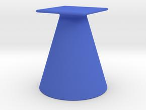 Pokestop Tree Topper Cone in Blue Processed Versatile Plastic