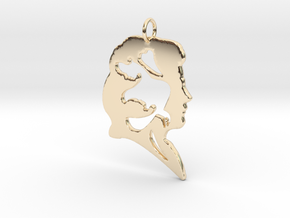 Grandmothers Love in 14K Yellow Gold